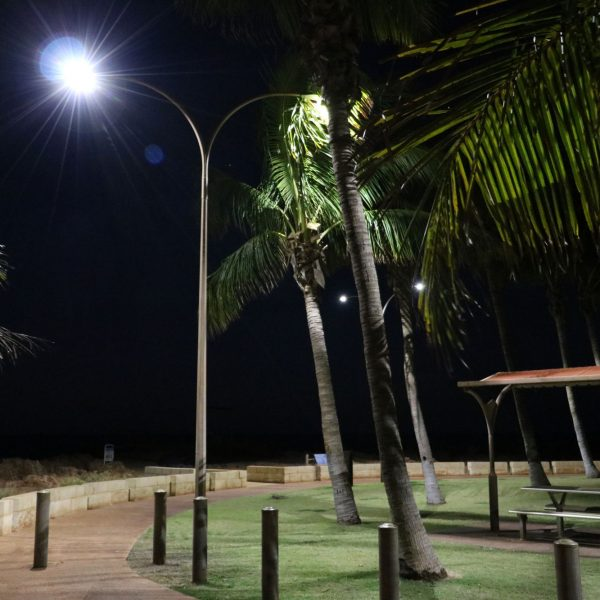 street light sentinel 50 coatline WA