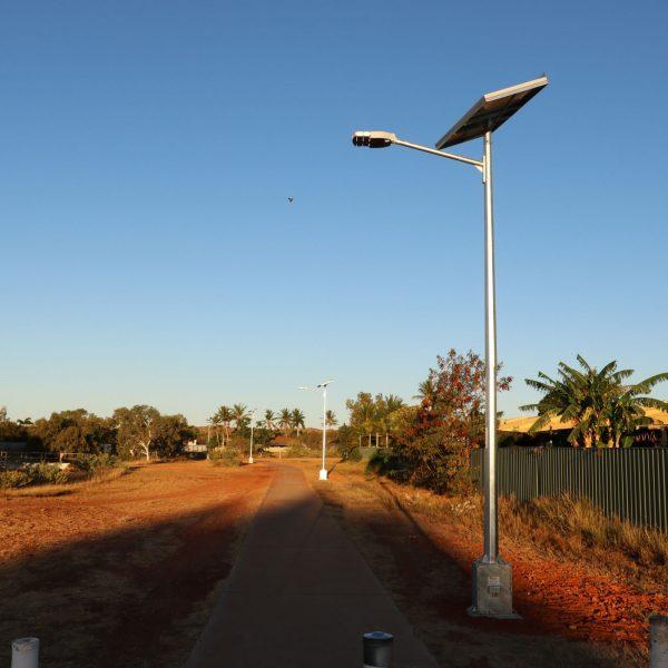 Region D Solar Street Lights GFS-200-RD