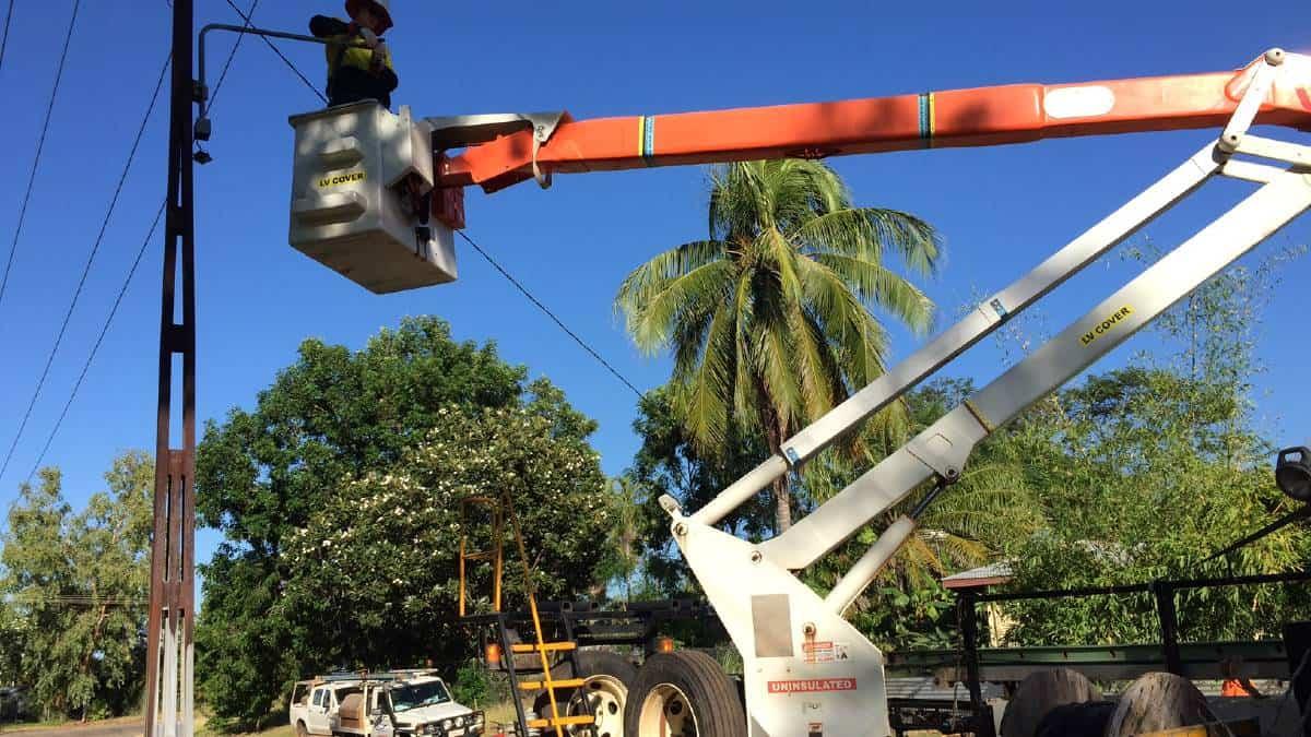 Smart Street Lighting Deployed in Katherine NT