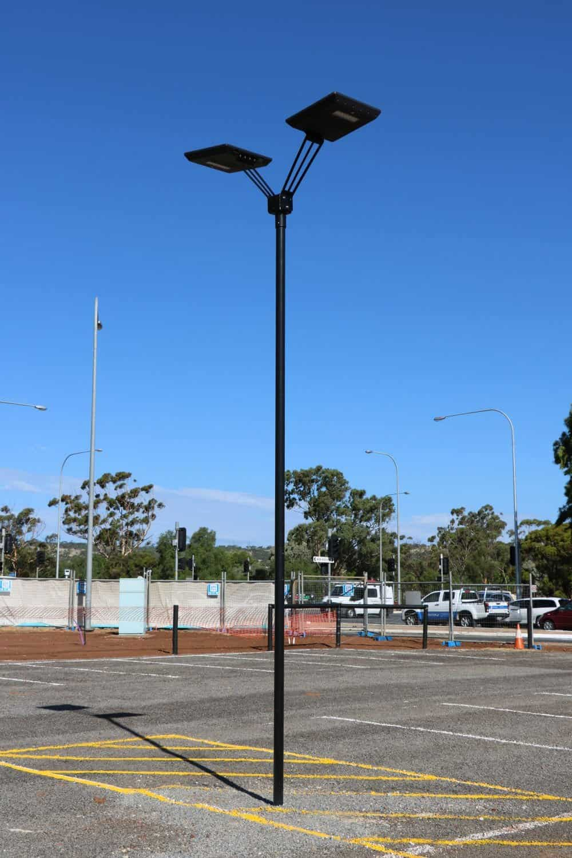 solar powered pathway lighting elizabeth