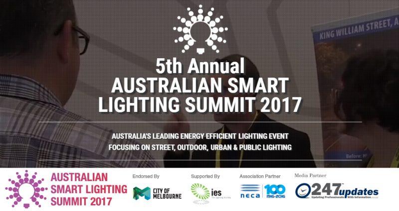 smart lighting summit Melbourne