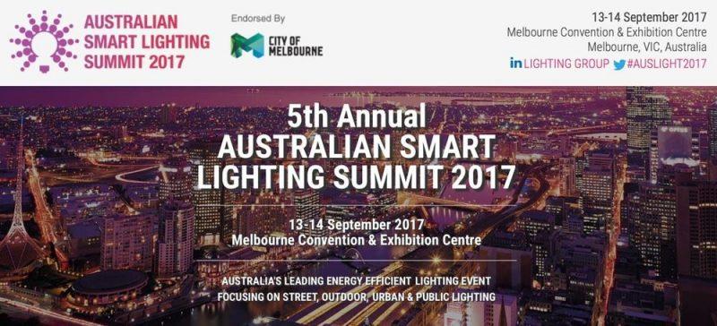 Australian smart lighting summit